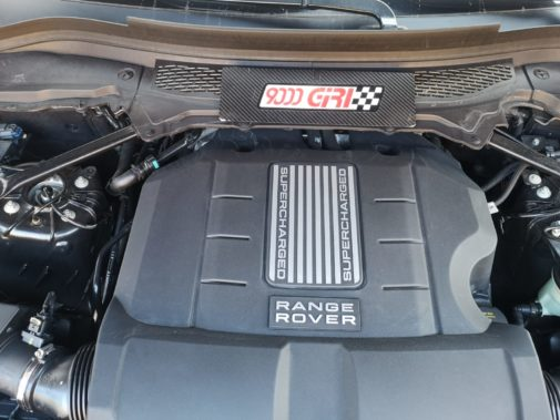Range Rover Sport V8 Supercharged powered by 9000 Giri