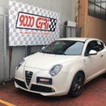 """Elaborazione Alfa Romeo Mito 1.4 tb """"La fine del mondo"""""""
