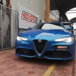 """Elaborazione Alfa Romeo Giulia 2.2 td """"Il puffo blu"""""""