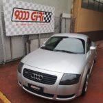 "Elaborazione Audi TT 1.8T ""Google earth"""