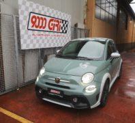 "Elaborazione Fiat 500 Abarth ""Turbine di guerra"""