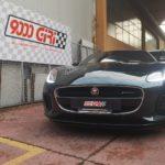 "Elaborazione Jaguar F-Type 2.0 Turbo ""Very elegance"""