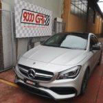 """Elaborazione Mercedes Benz Cla 45 Amg """"Ambrogino d'oro"""""""