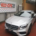 "Elaborazione Mercedes Gla 220 cdi ""Total body"""
