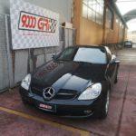 """Elaborazione Mercedes Slk 200K """"Onda d'urto"""""""