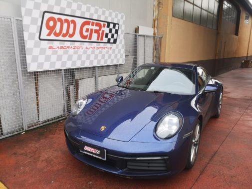 Porsche 992 Carrera 2S powered by 9000 Giri