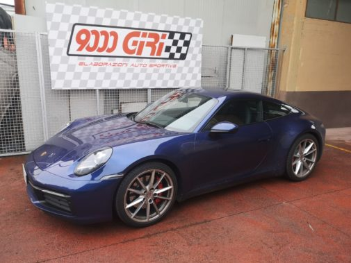 Porsche 992 Carrera 2S powered by 9000 Giri
