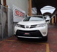 "Elaborazione Toyota Rav 4 2.0 td ""Maradona"""