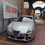 """Elaborazione Alfa Romeo Giulietta 1.6 jtdm """"Centrale operativa"""""""