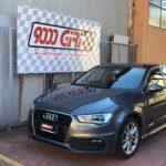 """Elaborazione Audi A3 1.4 tfsi Sportback """"Voglia matta"""""""
