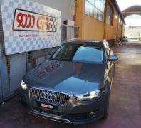 """Elaborazione Audi A4 Allroad 1.9 tdi """"Esponenziale"""""""