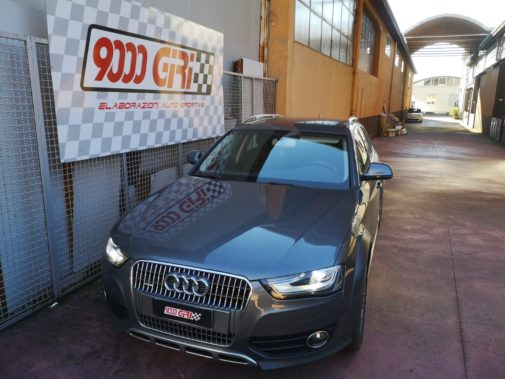 Audi A4 allroad 1.9 tdi powered by 9000 Giri