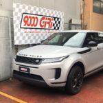 """Elaborazione Range Rover Evoque 2.2 td """"Salto nel buio"""""""