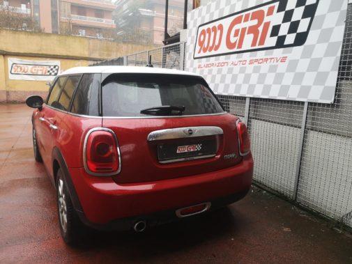 Mini Cooper d 1.5 powered by 9000 Giri