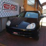 """Elaborazione Porsche Cayenne 3.2 V6 """"Rubamazzo"""""""
