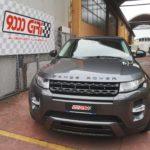 """Elaborazione Range Rover Evoque 2.0 tb """"Flash Gordon"""""""
