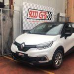 """Elaborazione Renault Captur 1.3 tb """"Musica italiana"""""""