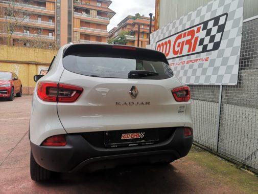 Renault Kajar 1.5 dci powered by 9000 giri