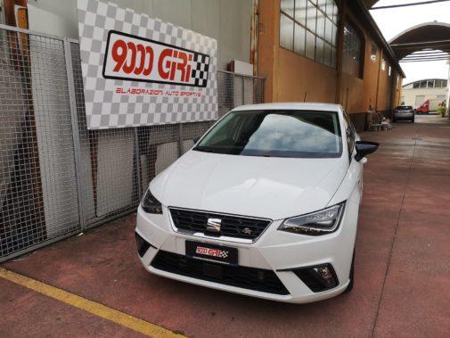 Seat Ibiza 1.0 Eco tb powered by 9000 Giri