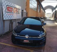 "Elaborazione Vw Golf 7.5 1.4 Tfsi ""Doppler"""