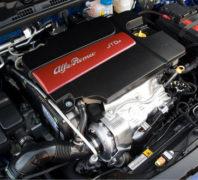 """Elaborazione Alfa Romeo Giulietta 2.0 jtdm """"Mercurio"""""""