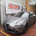 """Elaborazione Alfa Romeo Giulietta 1.4 tb """"Variety"""""""