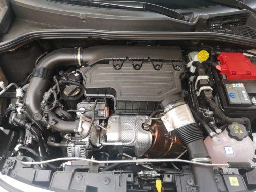 Fiat 500X powered by 9000 giri