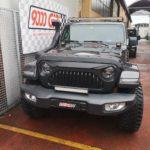"""Elaborazione Jeep Wrangler 2.2 crd Jl """"Under control"""""""