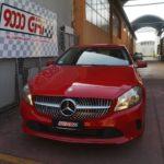 "Elaborazione Mercedes A160 ""Life from mars"""