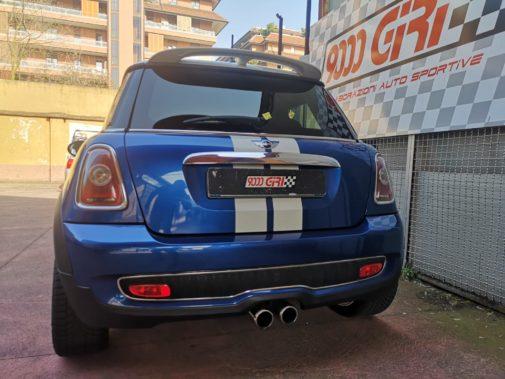 Mini Cooper S 1.6 powered by 9000 Giri