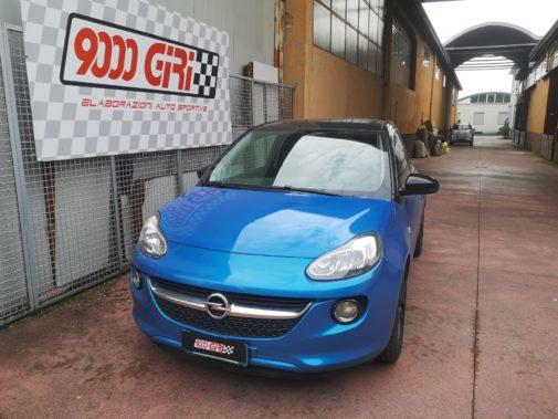 Opel Adam 1.2 powered by 9000 Giri