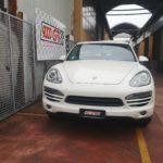 """Elaborazione Porsche Cayenne 3.0 td """"Happy together"""""""