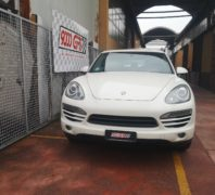 "Elaborazione Porsche Cayenne 3.0 td ""Happy together"""
