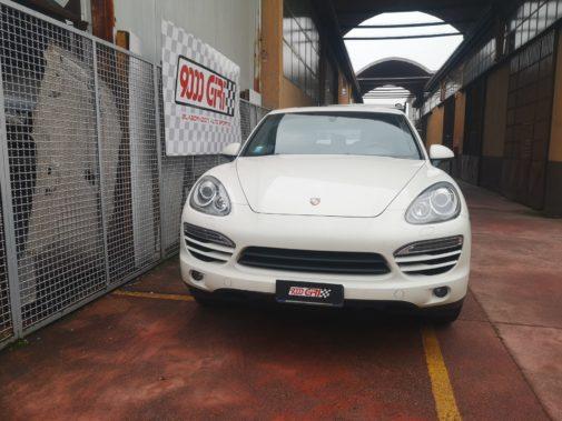Porsche Cayenne 3.0 td powered by 9000 Giri
