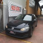 "Elaborazione Vw Golf 7 gtd ""Focus"""