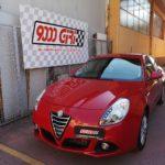 """Elaborazione Alfa Romeo Giulietta 2.0 jtdm """"L'aurora"""""""