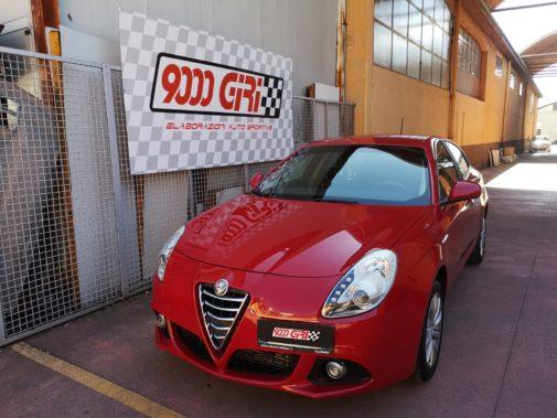 Alfa Romeo Giulietta 2.0 jtdm powered by 9000 Giri