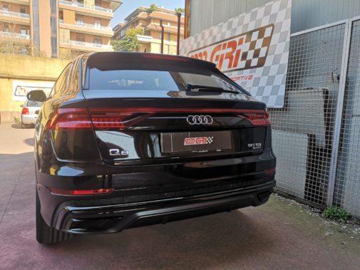 Audi Q8 5.0 tdi powered by 9000 Giri