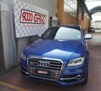 """Elaborazione Audi Sq5 3.0 tdi """"Performante"""""""