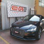 "Elaborazione Audi TTS ""Love is back"""