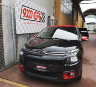 "Elaborazione Citroen C3 ""Smart working"""
