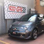 """Elaborazione Fiat 500 Abarth 595 cabrio """"Talebansky"""""""