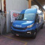 """Elaborazione Iveco Daily 2.3 crd """"Trasporti speciali"""""""
