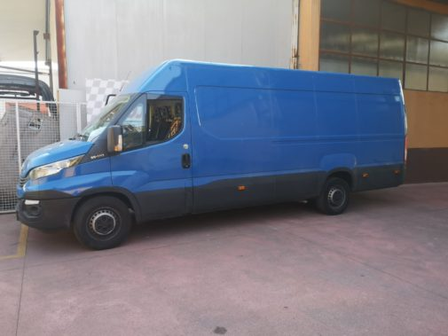 Iveco Daily 2.3 crd powered by 9000 Giri