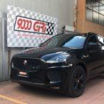 """Elaborazione Jaguar E Pace 2.0 td """"Like My fire"""""""