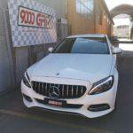 """Elaborazione Mercedes C220d """"Segno distintivo"""""""