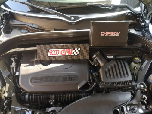 Mini Countryman Cooper S powered by 9000 giri