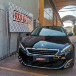 """Elaborazione Peugeot 308 1.6 Hdi """"Coppa Italia"""""""