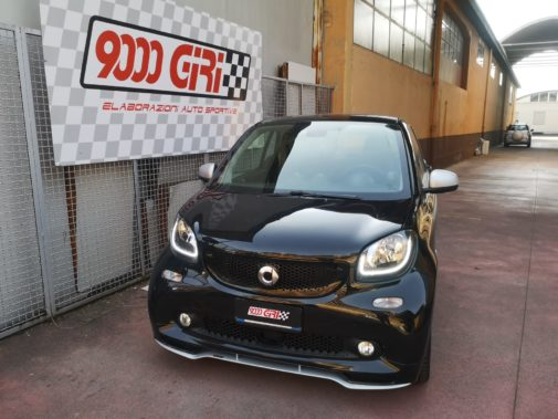 Smart Fortwo 453 powered by 9000 Giri