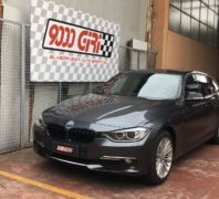 "Elaborazione Bmw 320d Touring ""Global emotion"""
